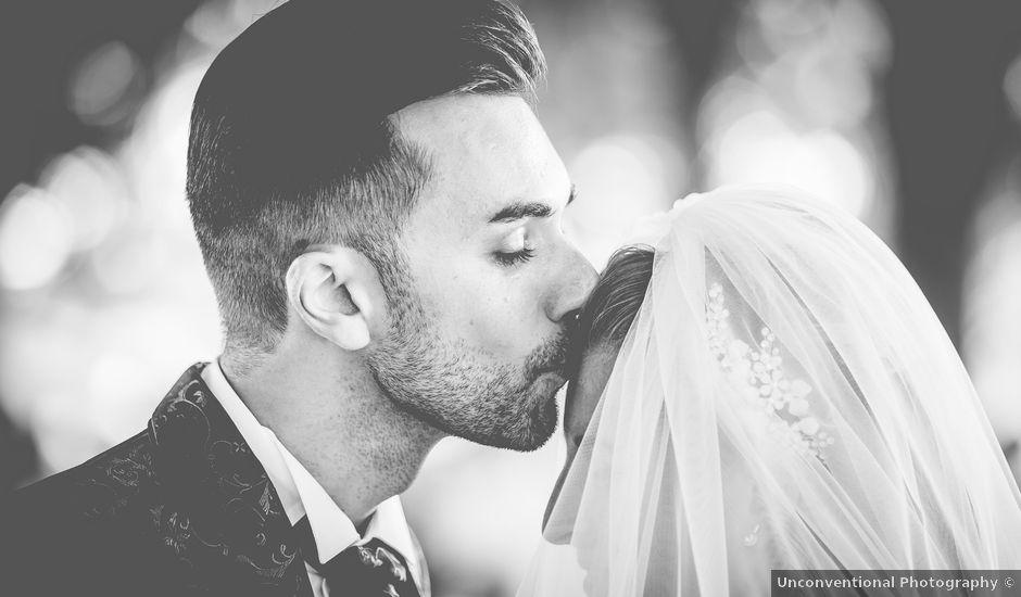Il matrimonio di Luca e Shkendije a Novara, Novara