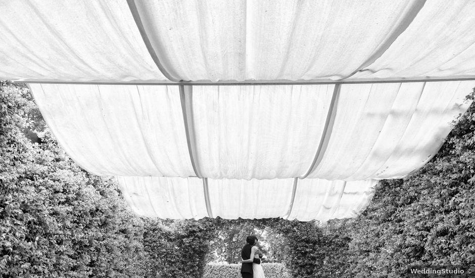Il matrimonio di Emanuele e Valeria a Fino Mornasco, Como