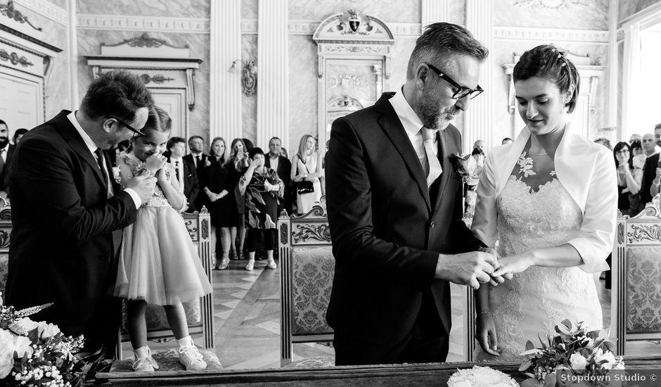 Il matrimonio di Luca e Francesca a Aosta, Aosta