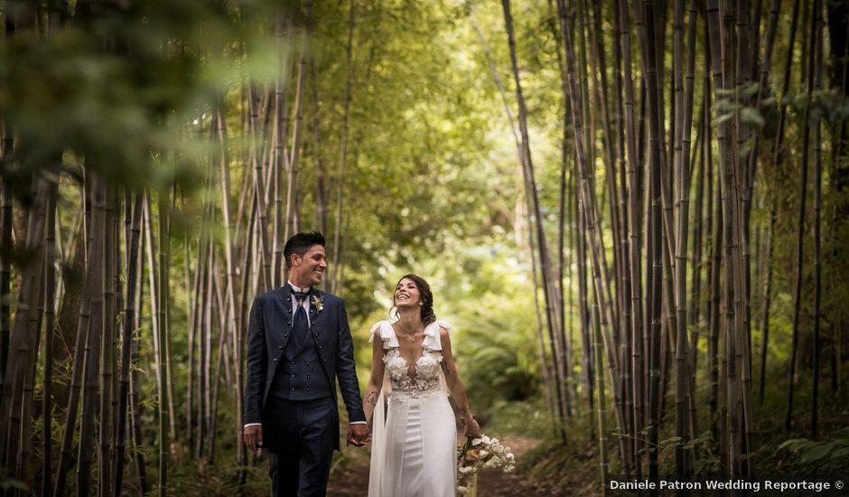 Il matrimonio di Emanuele e Tanina a Bracciano, Roma
