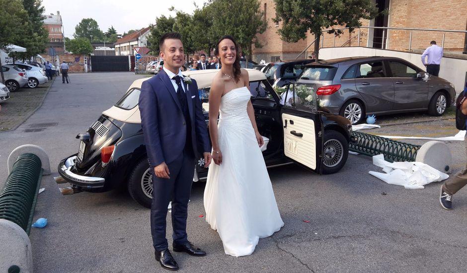 Il matrimonio di Simone e Sara a Treviso, Treviso