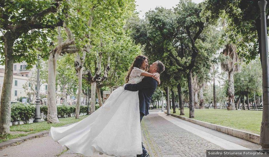 Il matrimonio di Matteo e Annalisa a Battipaglia, Salerno