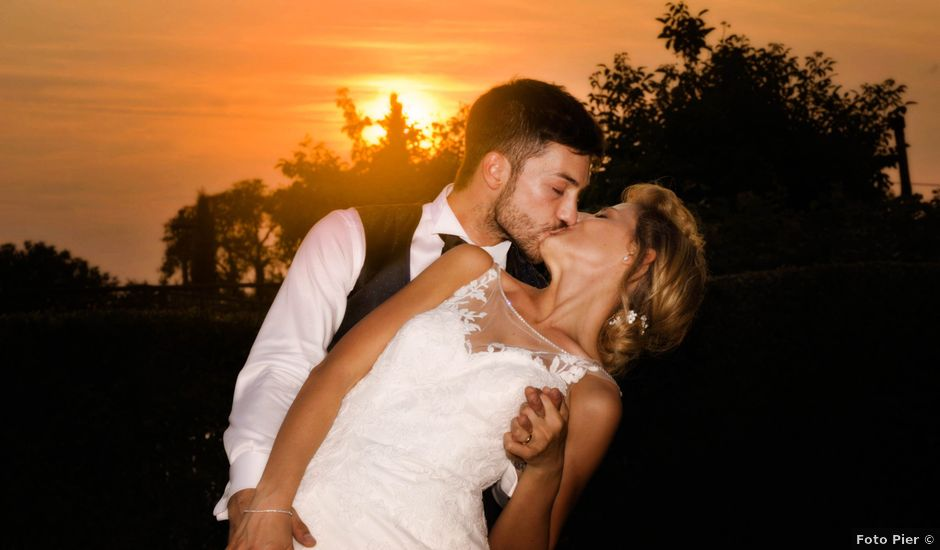 Il matrimonio di Matteo e Ilaria a Rodengo-Saiano, Brescia