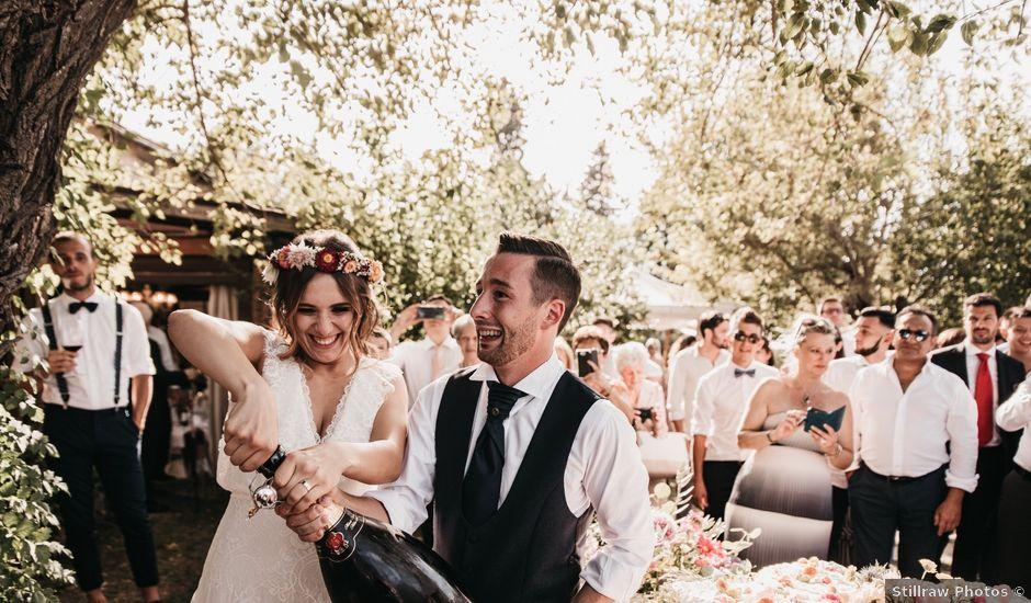 Il matrimonio di Lorenzo e Chiara a Barberino Val d'Elsa, Firenze