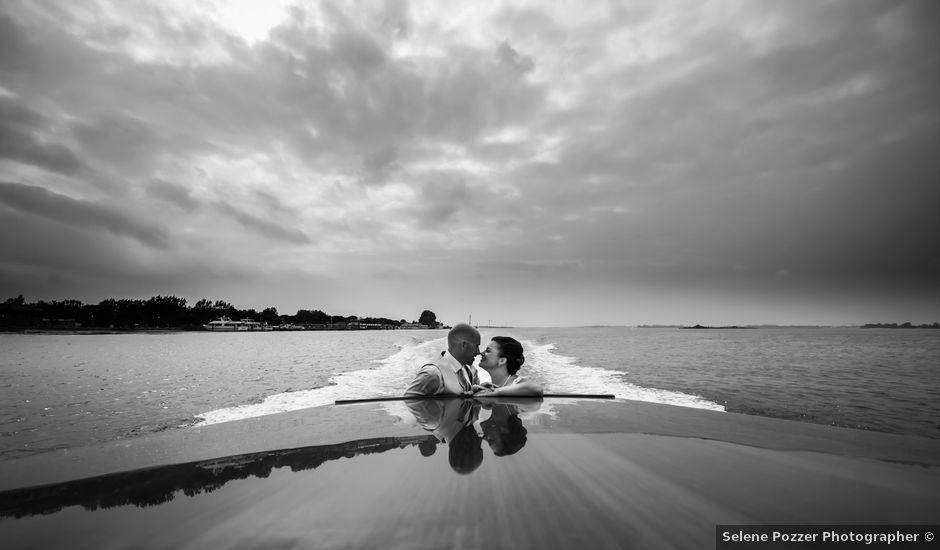 Il matrimonio di Troy e Danielle a Venezia, Venezia