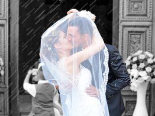 Le nozze di Monica e Giuseppe