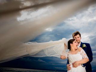 Le nozze di Carlotta e Alan