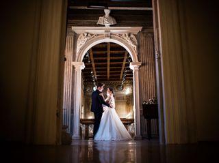 Le nozze di Megan e Andrea