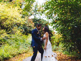 Le nozze di Sapna e Tej