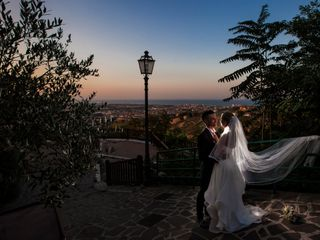 Le nozze di Sabrina e Claudio 1