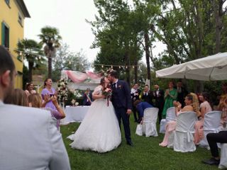 Le nozze di Chiara e Matteo