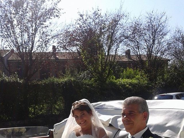 Il matrimonio di Gianluca e Debora a Siziano, Pavia 6