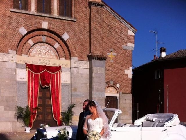 Il matrimonio di Gianluca e Debora a Siziano, Pavia 7