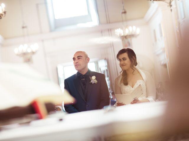Il matrimonio di Antonio e Silvia a Montespertoli, Firenze 14