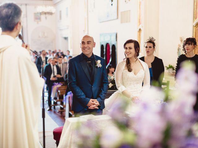 Il matrimonio di Antonio e Silvia a Montespertoli, Firenze 19