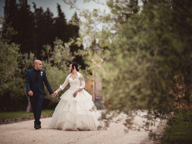 Il matrimonio di Antonio e Silvia a Montespertoli, Firenze 24