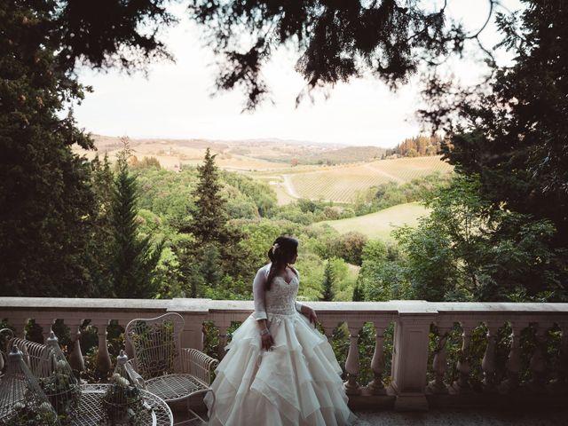 Il matrimonio di Antonio e Silvia a Montespertoli, Firenze 27