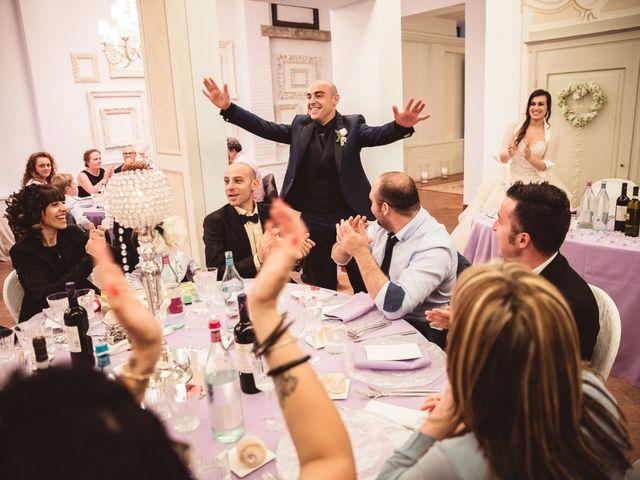 Il matrimonio di Antonio e Silvia a Montespertoli, Firenze 33