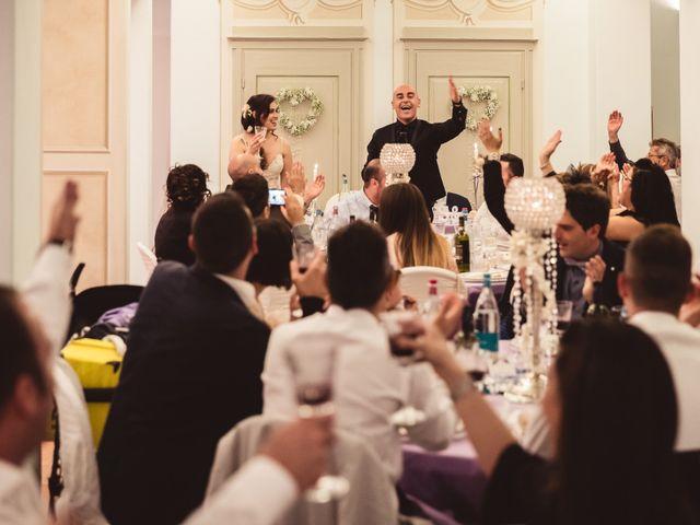 Il matrimonio di Antonio e Silvia a Montespertoli, Firenze 34