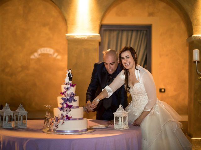 Il matrimonio di Antonio e Silvia a Montespertoli, Firenze 35