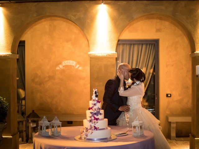 Il matrimonio di Antonio e Silvia a Montespertoli, Firenze 36
