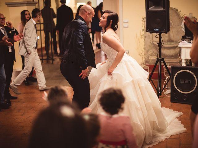 Il matrimonio di Antonio e Silvia a Montespertoli, Firenze 38