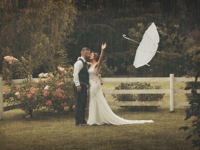 le nozze di Ilenia e Diego