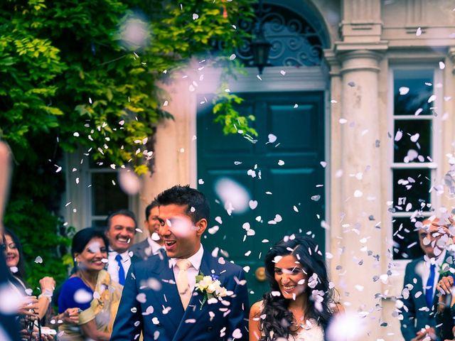 Il matrimonio di Tej e Sapna a Roma, Roma 15