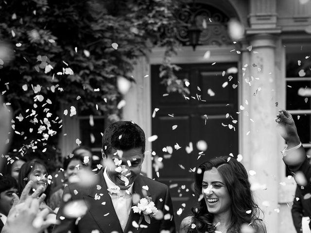 Il matrimonio di Tej e Sapna a Roma, Roma 17
