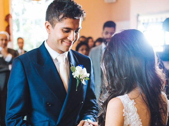 Il matrimonio di Tej e Sapna a Roma, Roma 19