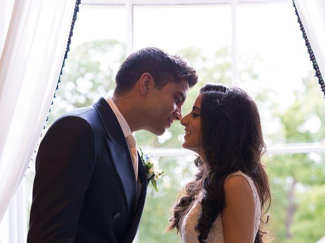 Il matrimonio di Tej e Sapna a Roma, Roma 21