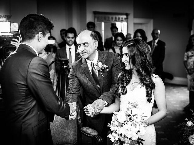 Il matrimonio di Tej e Sapna a Roma, Roma 23