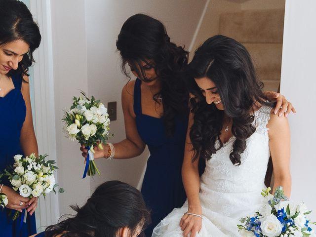 Il matrimonio di Tej e Sapna a Roma, Roma 32