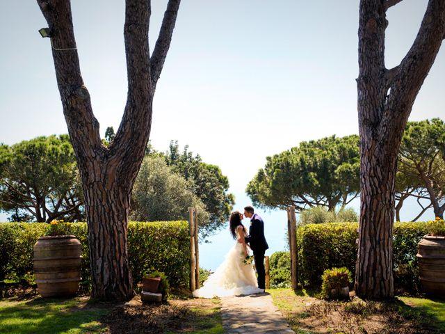 Le nozze di Skeila e Gino