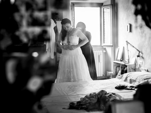 Il matrimonio di Alessio e Laura a Firenze, Firenze 6