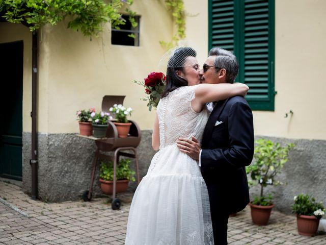 Il matrimonio di Alessio e Laura a Firenze, Firenze 11