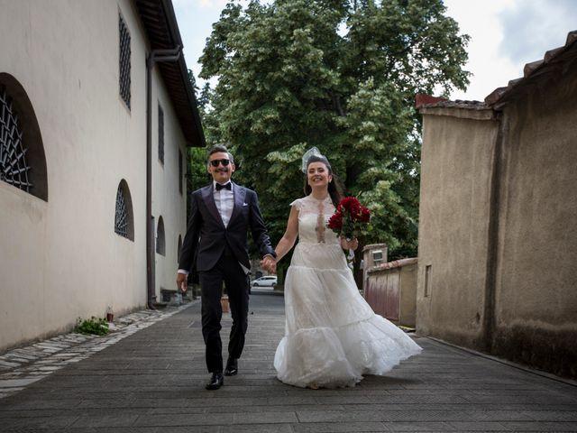 Il matrimonio di Alessio e Laura a Firenze, Firenze 12