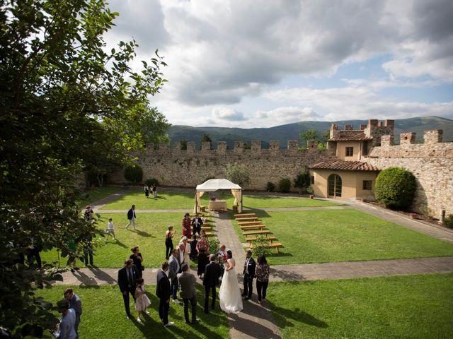 Il matrimonio di Alessio e Laura a Firenze, Firenze 25