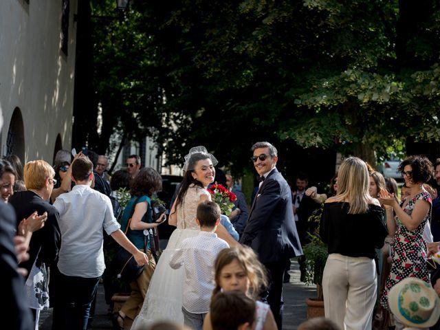 Il matrimonio di Alessio e Laura a Firenze, Firenze 28