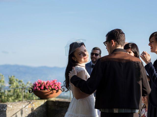 Il matrimonio di Alessio e Laura a Firenze, Firenze 49