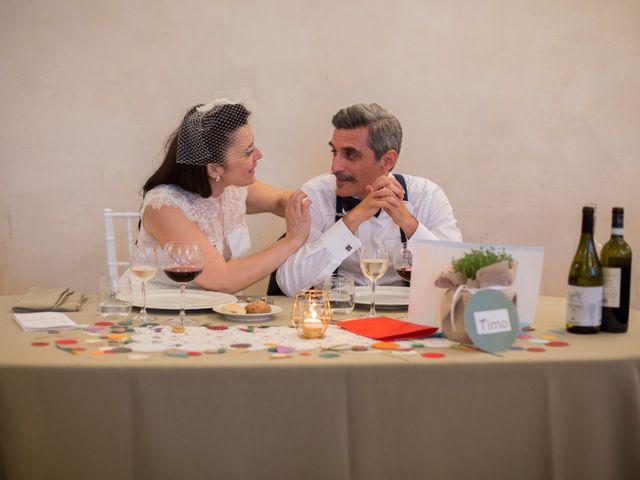 Il matrimonio di Alessio e Laura a Firenze, Firenze 51