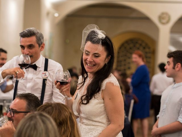 Il matrimonio di Alessio e Laura a Firenze, Firenze 54
