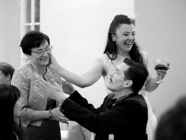 Il matrimonio di Alessio e Laura a Firenze, Firenze 55
