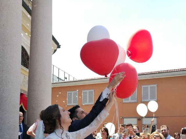 Il matrimonio di Angelo e Michela a Lomagna, Lecco 4