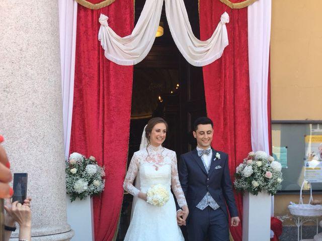 Il matrimonio di Angelo e Michela a Lomagna, Lecco 5