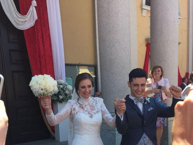 Il matrimonio di Angelo e Michela a Lomagna, Lecco 7