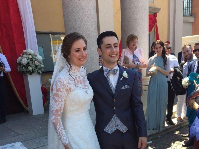 Il matrimonio di Angelo e Michela a Lomagna, Lecco 8