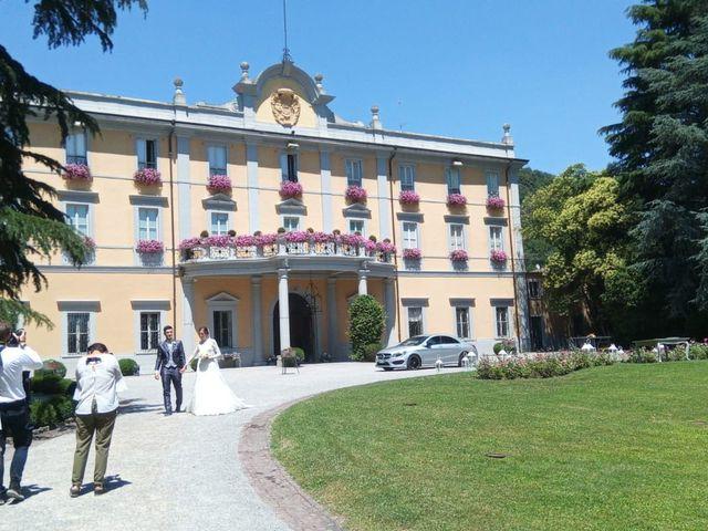Il matrimonio di Angelo e Michela a Lomagna, Lecco 1