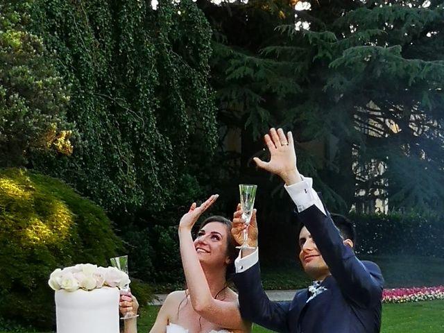 Il matrimonio di Angelo e Michela a Lomagna, Lecco 19