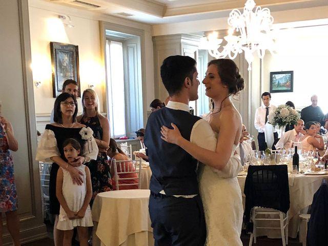 Il matrimonio di Angelo e Michela a Lomagna, Lecco 23